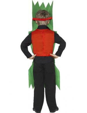 Christmas Cracker Boys Fancy Dress Costume