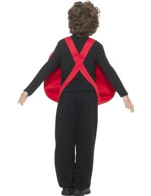 Novelty Red Apple Unisex Kids Book Week Costume