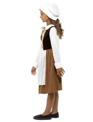 Tudor Girl Kids Book Week Costume