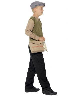 1940's Wartime Evacuee Boys Book Week Costume