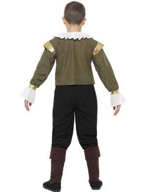 William Shakespeare Boy's Fancy Dress Costume