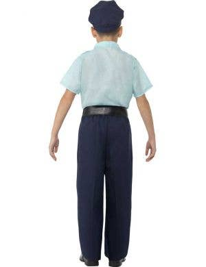Police Officer Boys Book Week Costume