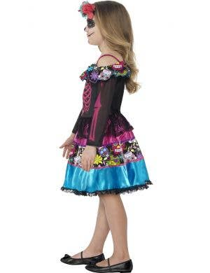 Day of the Dead Sweetheart Girls Costume