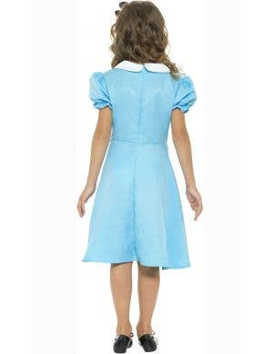 Wonderland Princess Girls Classic Alice Book Week Costume