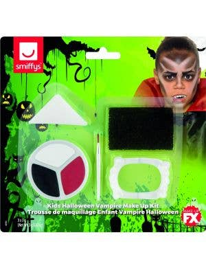 Vampire Halloween Kids Make Up Kit