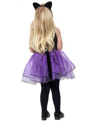 Cute Cat Toddler Girls Halloween Costume