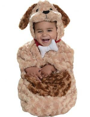 Puppy Dog Infant Bunting Baby Animal Costume