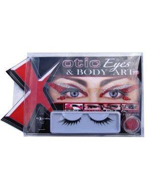 Candy Eyes Stick On Makeup Kit