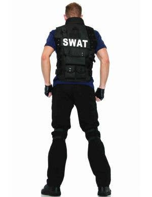 SWAT Commander Men's Police Force Costume
