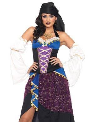 Tarot Card Gypsy Sexy Women's Costume