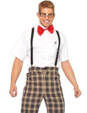 Nerdy Nerd Men's Fancy Dress Costume