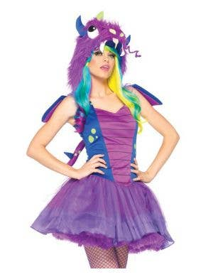 Darling Dragon Sexy Women's Costume