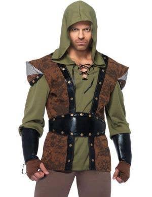 Robin Hood Men's Medieval Costume