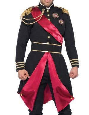 Military General Uniform Men's Costume