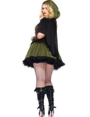 Darling Robin Hood Sexy Women's Costume - Plus Size