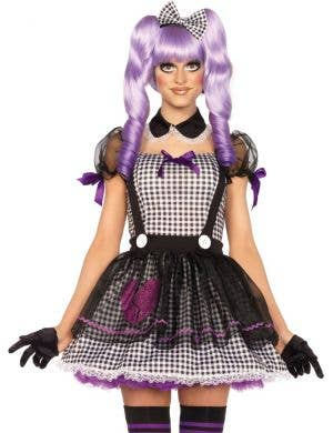 Dead Eye Dolly Women's Halloween Costume