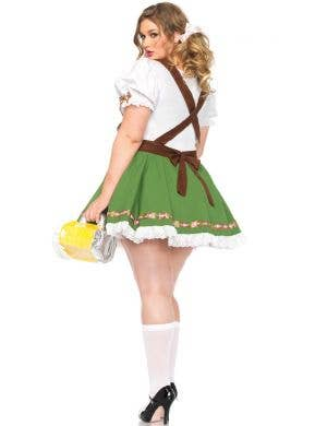 Beer Stein Sweetie Women's Oktoberfest Costume - Plus Size