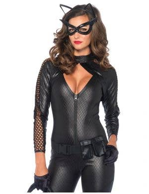 Wicked Kitty Women's Sexy Catwoman Costume