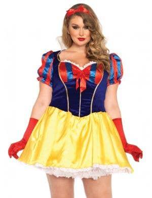 Poison Apple Princess Sexy Plus Size Costume