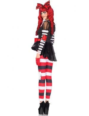 Raggedy Red Doll Women's Halloween Costume