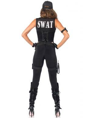 SWAT Commander Sexy Women's Fancy Dress Costume