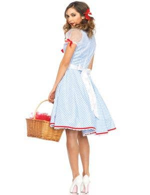 Kansas Sweetie Women's Deluxe Dorothy Costume
