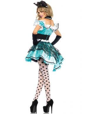Delightful Alice in Wonderland Deluxe Women's Costume