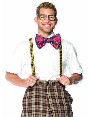 School Nerd Costume Accessory Kit