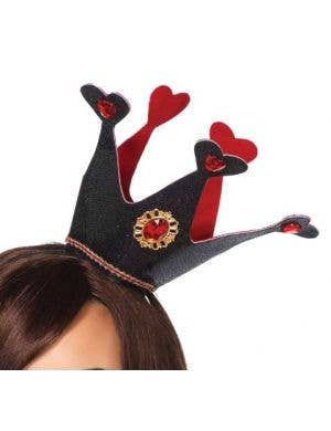 Royal Red Queen Costume Accessory Kit