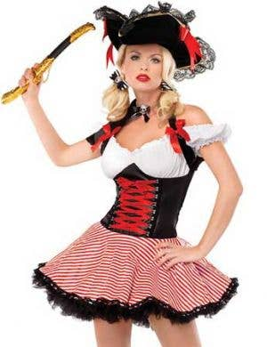 Pirate Wench Sexy Women's Costume