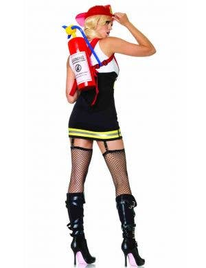 Backdraft Babe Sexy Women's Firefighter Costume