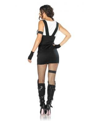 Sultry SWAT Officer Sexy Women's Costume