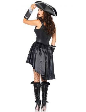 Captain Black Heart Women's Pirate Costume