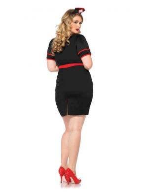 Naughty Night Nurse Sexy Plus Size Women's Costume