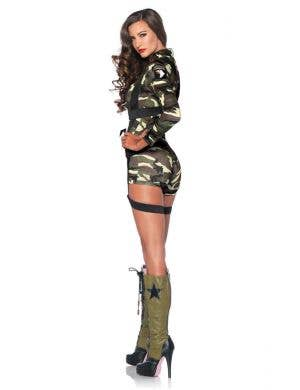 Commando Cutie Sexy Women's Costume