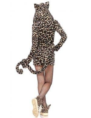 Cozy Leopard Women's Sexy Animal Costume