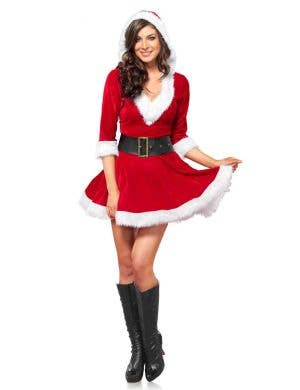 Mrs. Claus Women's Sexy Christmas Fancy Dress Costume