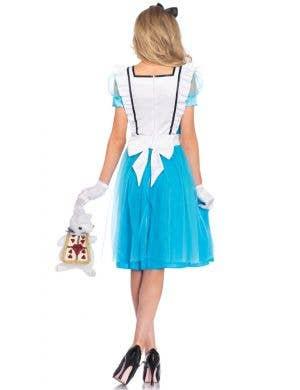 Classic Alice Women's Fancy Dress Costume