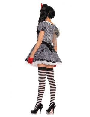 Wind-Me-Up Dolly Women's Halloween Costume