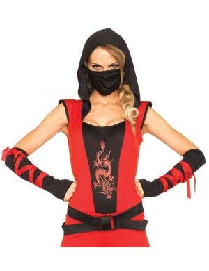 Japanese Ninja Assassin Sexy Women's Costume