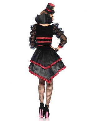 Victorian Vamp Sexy Women's Halloween Costume