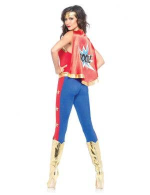 Comic Book Hero Women's Superhero Costume
