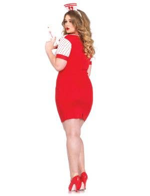 Bedside Betty Sexy Women's Plus Size Nurse Costume