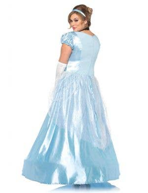 Classic Cinderella Women's Deluxe Plus Size Costume