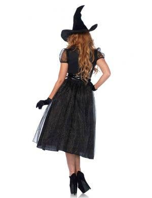 Darling Spellcaster Deluxe Women's Witch Costume
