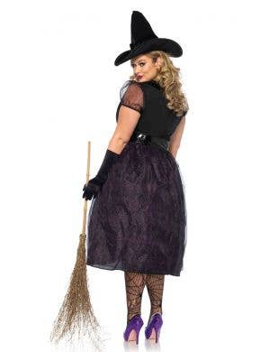 Darling Spellcaster Plus Size Women's Witch Costume