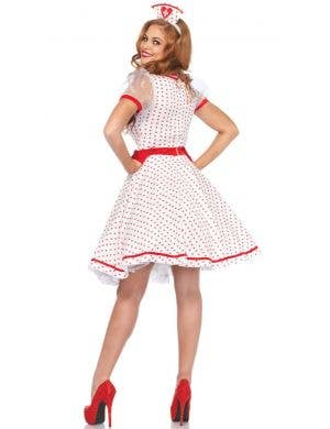 Bedside Betty Women's Retro Nurse Costume