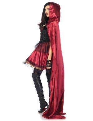 Captivating Miss Red Deluxe Women's Costume
