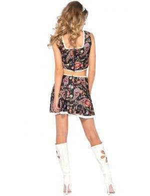 Groovy Go-Go Girl Women's Hippie Costume