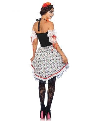 Sugar Skull Senorita Women's Mexican Costume